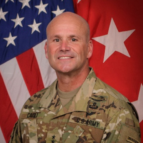 LT. GEN. CHRISTOPHER CAVOLI