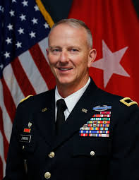 COMMANDING GENERAL RANDALL SIMMONS JR